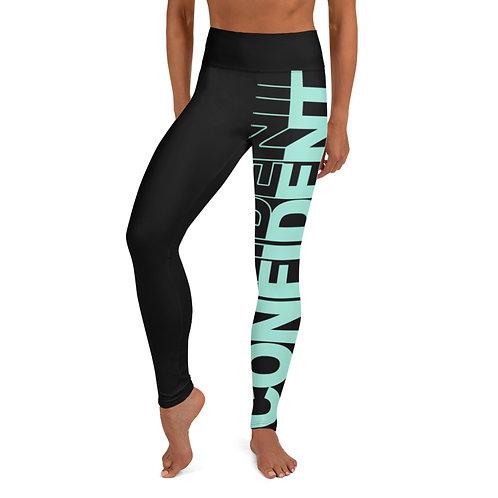 Confident Yoga Leggings (Mint)