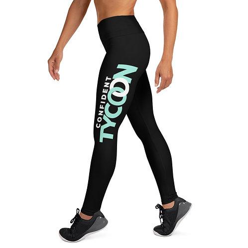 Confident Tycoon Yoga Leggings