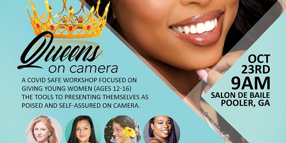 Queens on Camera Workshop