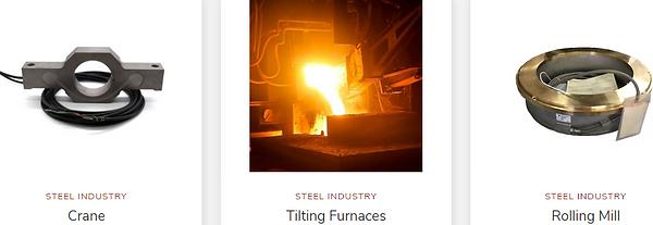 Measurement Specialist, Steel industry.P