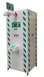 Hughes  Temperature controlled safety sh