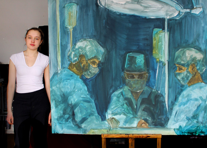 Мария Гуснова стала призёром «Сеченовской олимпиады» по химии