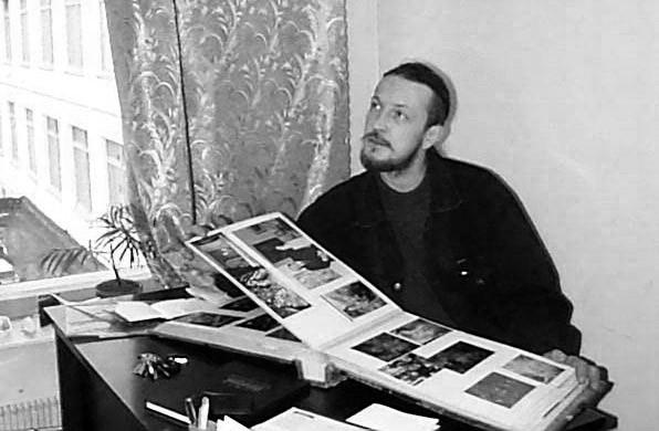 Умер художник Владислав Миловидов