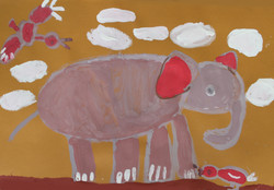 Слон и его друзья