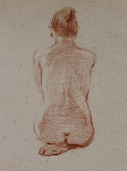 Спиной