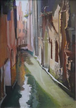Улочка Венеции