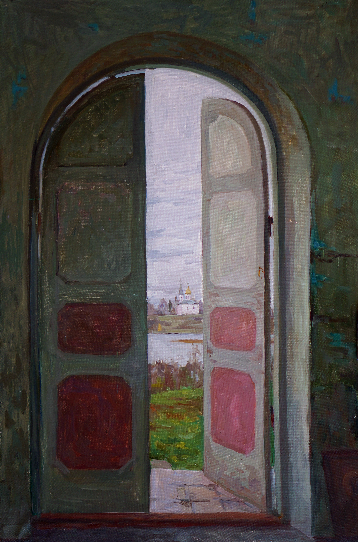 Дверь, х.м., 2013