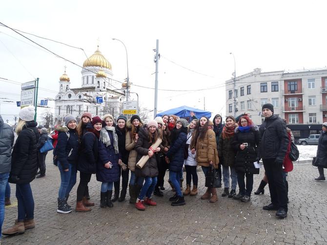 Московский модерн на уроках истории искусств. Экскурсия в городе