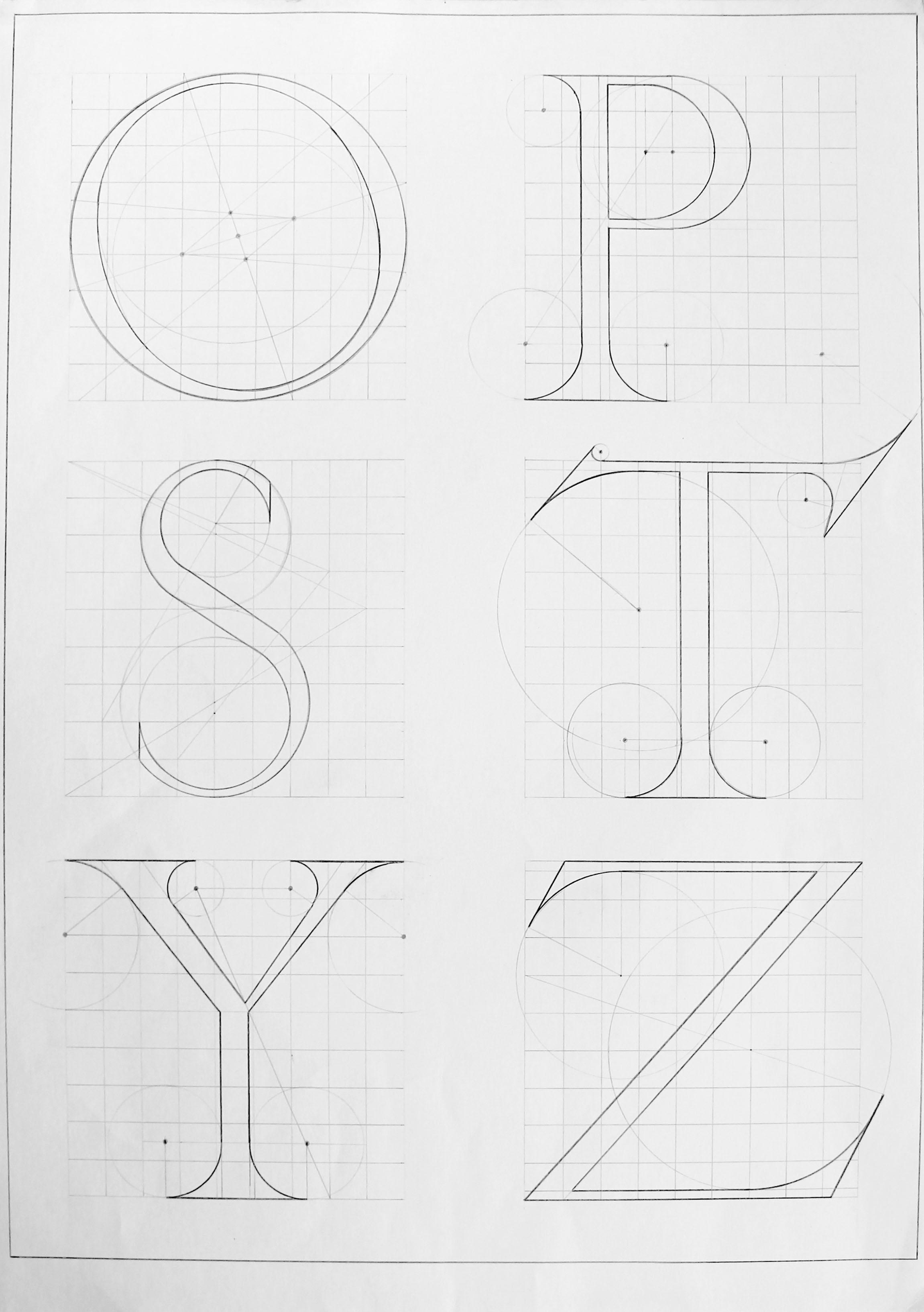 Латинский алфавит Альберти