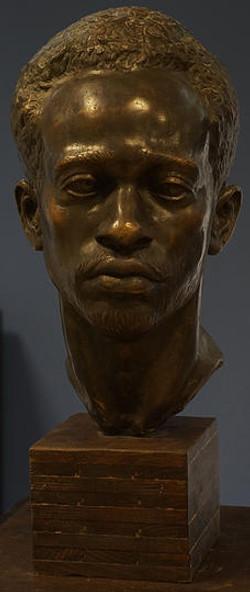 Портрет сенегальца
