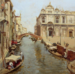 Венеция, площадь Санти-Джованни э Паоло