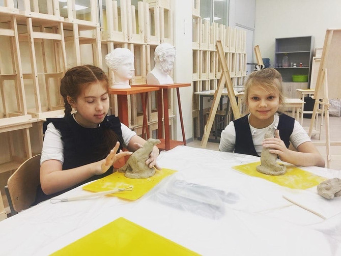 Первые мастер-классы в ЗИЛАРТе