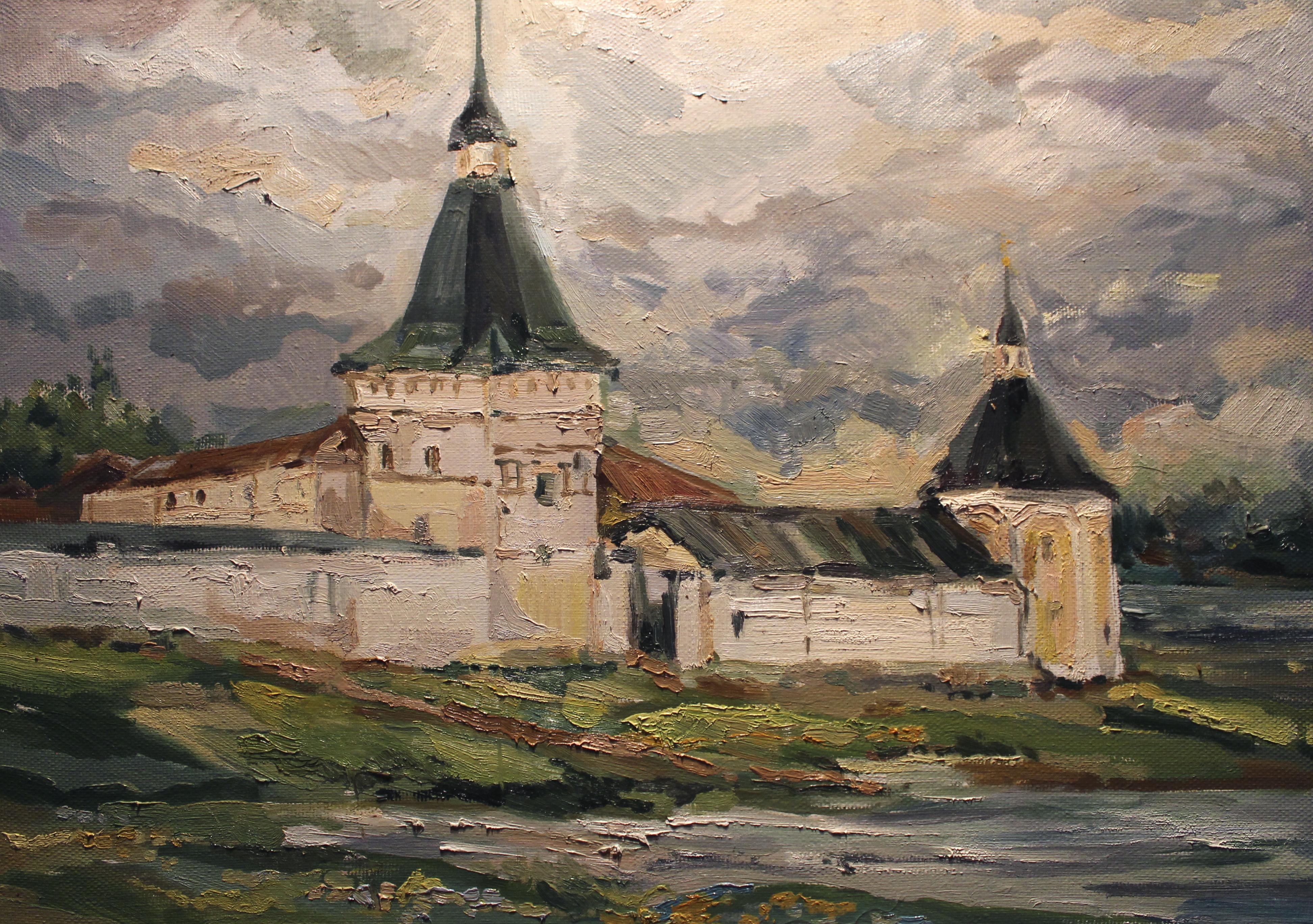 Валдай, Иверский монастырь