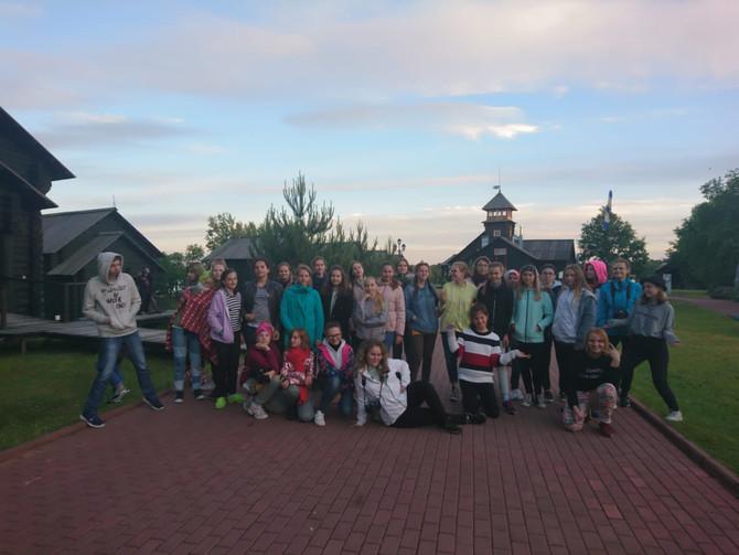 Пленэр в псковской области