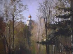 Свято-Вознесенский скит на горе Секирной