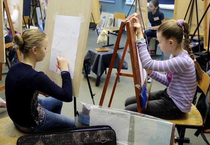 Консультации для поступающих в 5-ый художественный класс