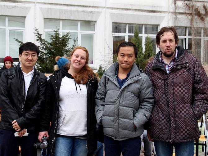 Гости из Культурного центра  Китая