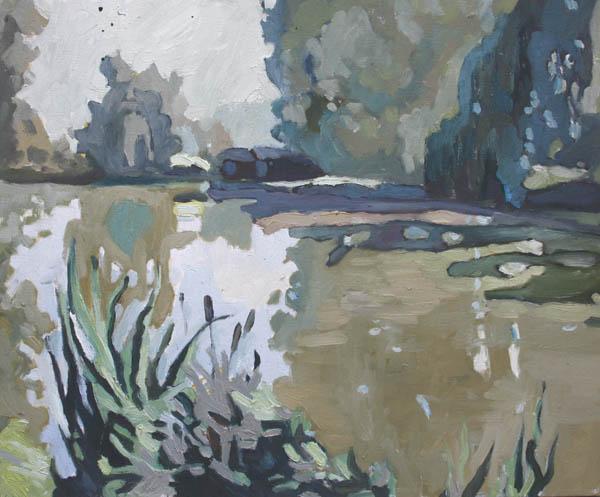 Река Вэй