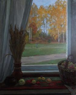 Дары осени, х.м., 2014
