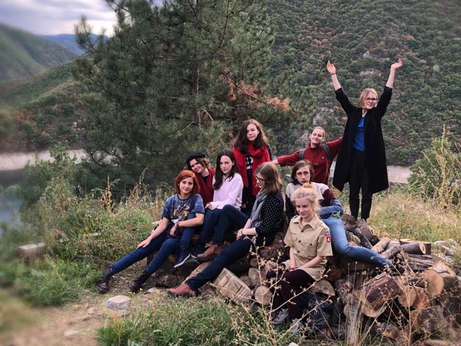 Пленэрный выезд в Болгарию