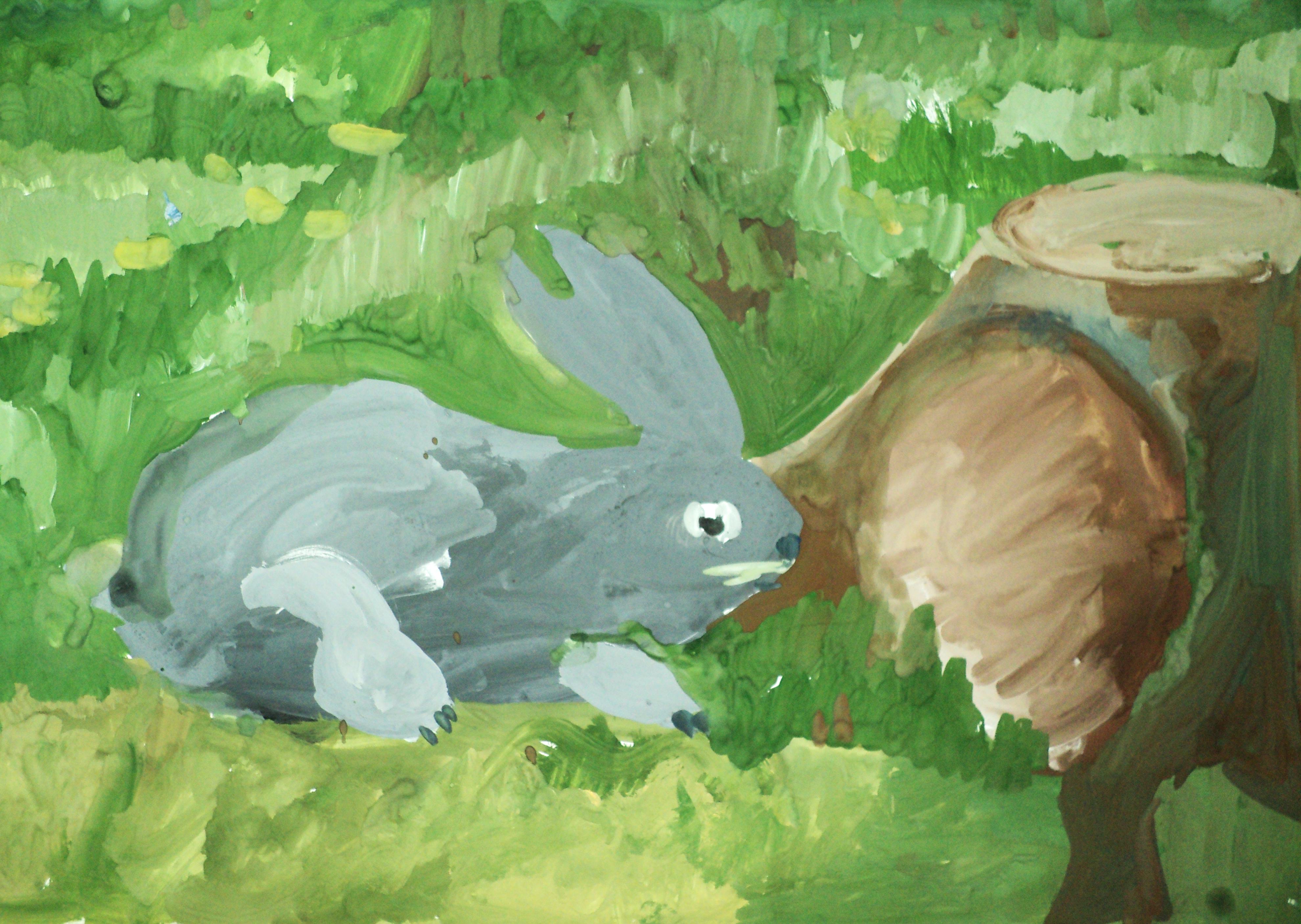 Кроличья нора