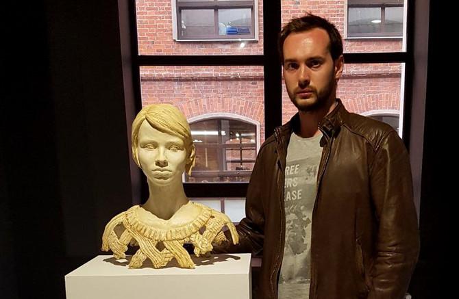 ИРРИ и скульптура