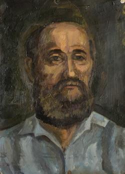 Портрет мужчины с бородой