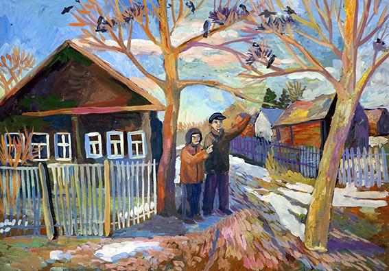Результаты X Открытого Всероссийского Конкурса детского рисунка имени Нади Рушевой - 2016