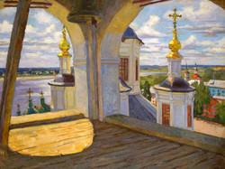 4.Вид с Устюжской колокольни(99.5х129)