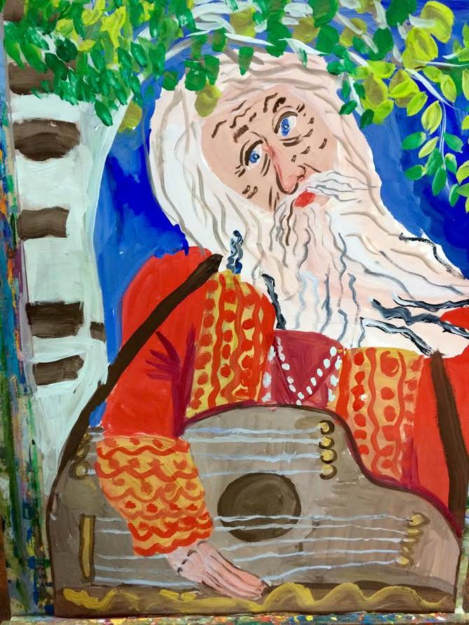 Новое поступление работ во Всероссийскую он            -лайн галерею детского рисунка