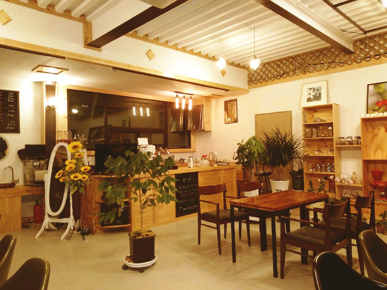 강산애 카페