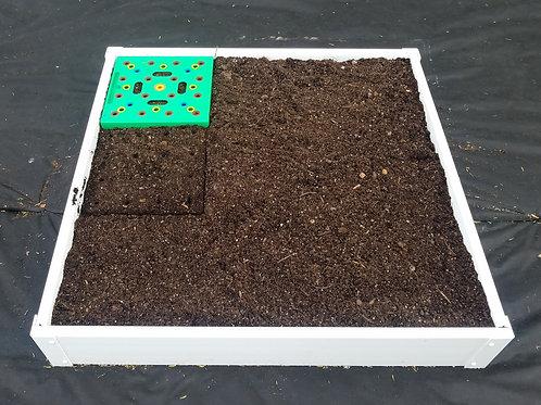 Handy Bed 3 x 3 Raised Garden Bed Kit