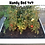 Thumbnail: Handy Bed 4 x 4 Stack-able, White, Vinyl, Raised Garden Bed