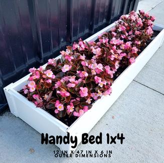Handy Bed 1x4