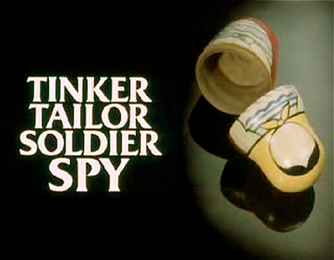 TINKER, TAILOR                                     (THE REREADING SERIES PART 3)
