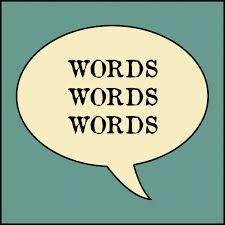 """WORDSWORDSWORDS#8    (""""Mondegreens"""")"""