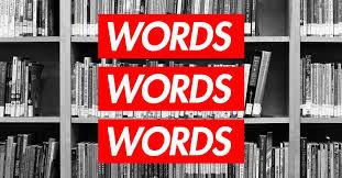 WORDSWORDSWORDS#5 (Fulsome/Peruse)