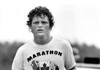 INTO THE WIND:                                   TERRY FOX