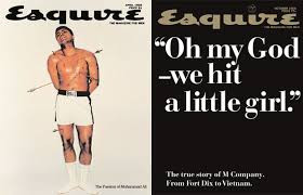 SMILING THROUGH THE APOCALYPSE Esquire in the 60s