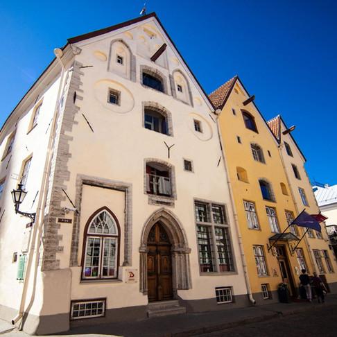 The Three Sisters Hotel, Tallinn, Estonia