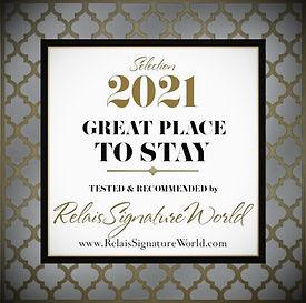 Relais Signature World, YBSC COMMUNICATION, Yamile sadok chouzet, luxury travel magazine, great place to stay