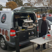 Coffe Van in Adelaide