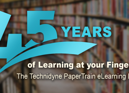 45 Years of Learning at your Fingertips: