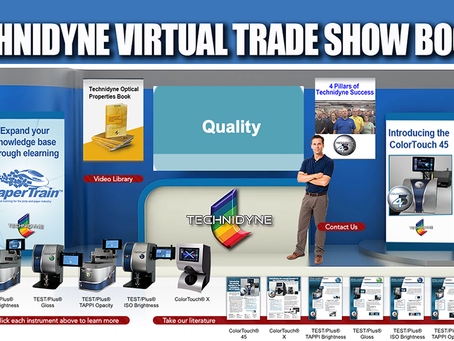 Are you missing important industry trade shows? We're bringing the show to you!
