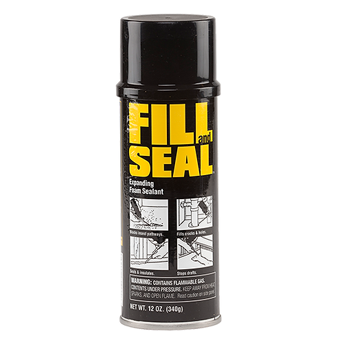 Fill & Seal Expanding Foam Sealant 12 oz