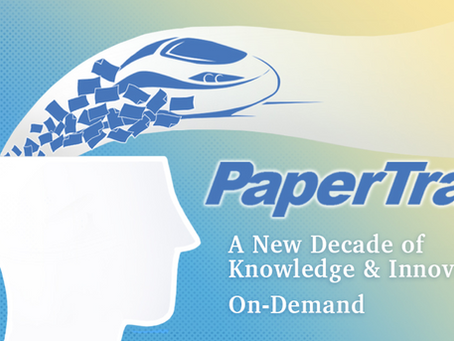 PaperTrain: A New Decade of Knowledge and Innovation, On-Demand