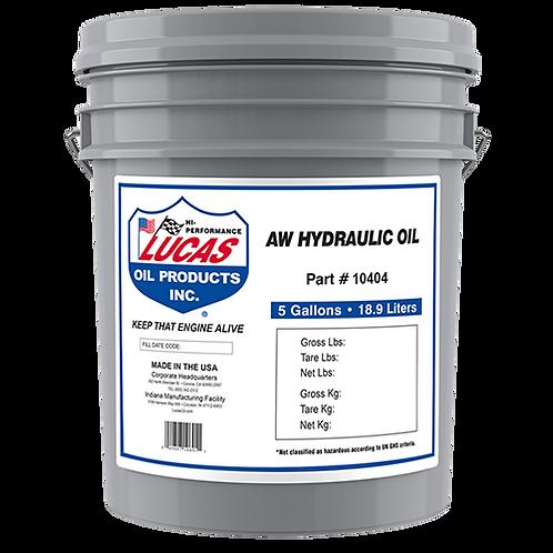 Lucas Oil Anti-Wear Hydraulic Oil