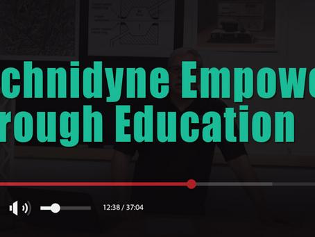 Technidyne Empowers through Education