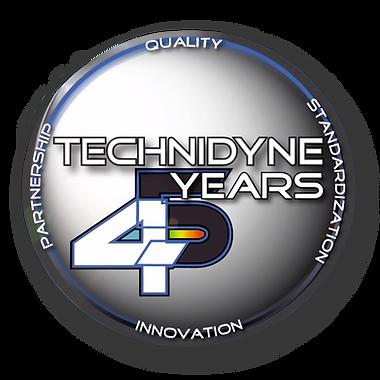 Technidyne 45 year logo.png