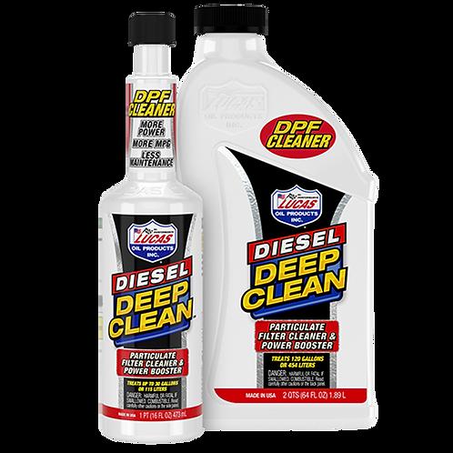 Lucas Oil Diesel Deep Clean™